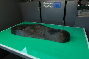 3d printed shoe German RepRap