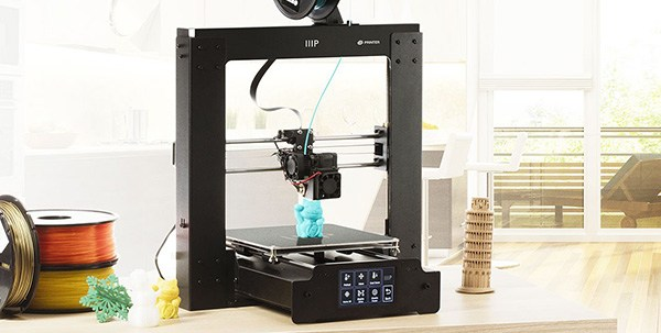3d-drucker monoprice maker select plus
