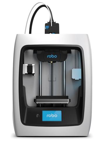3d-drucker robo3d c2 compact smart