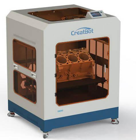 3d-drucker creatbot d600