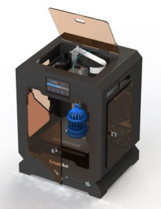 3d-drucker creatbot f160