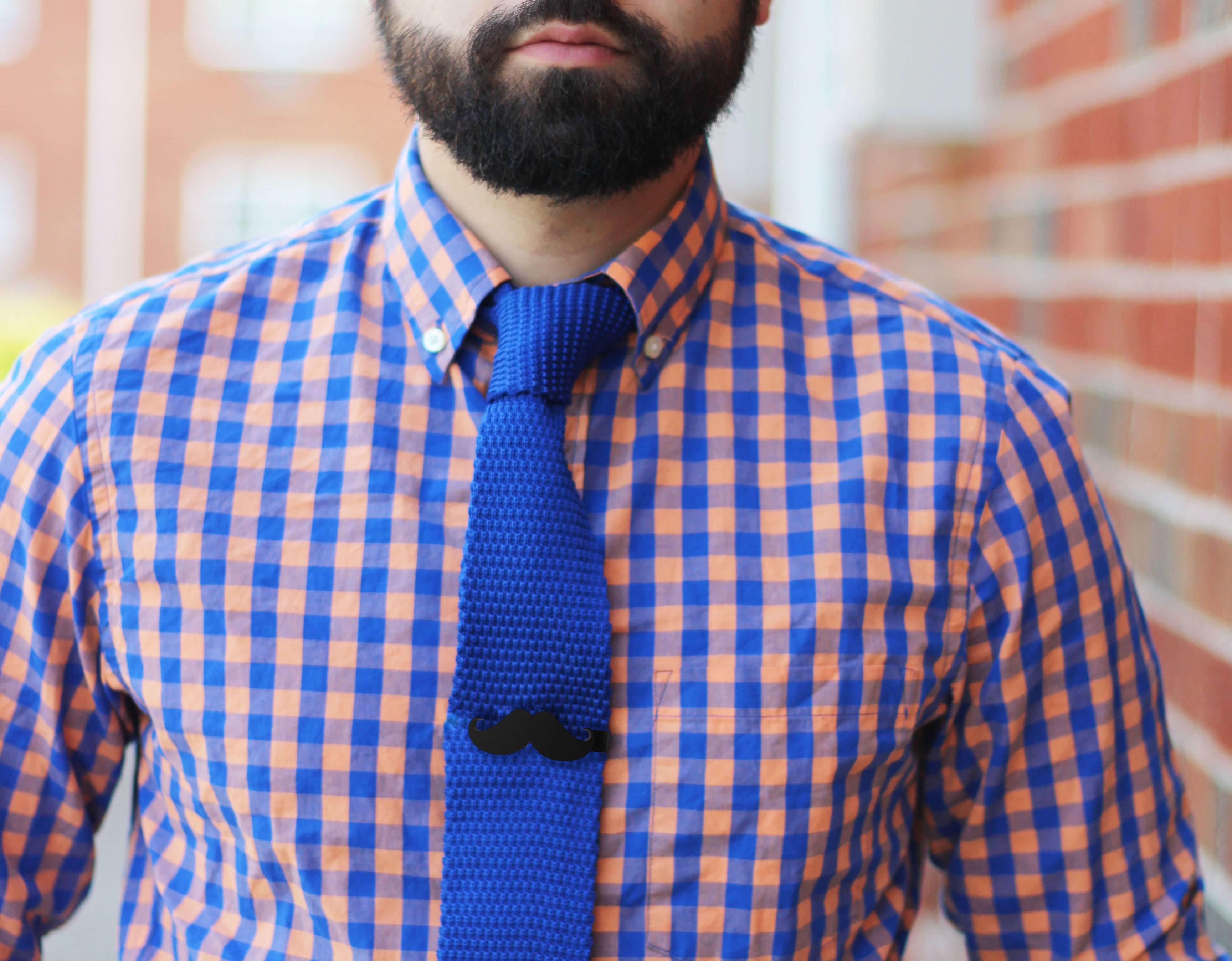 3d model mustache clip