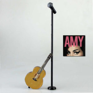 3d-modell amy winehouse mikrofon 3d model microphone