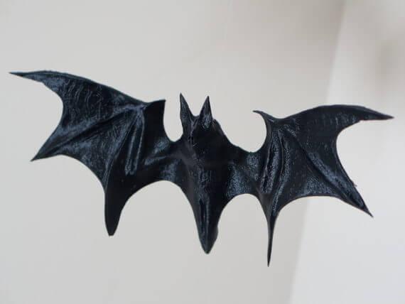 3d-modell halloween fledermaus