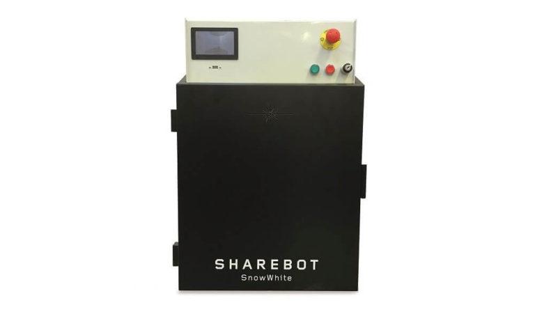 3d-drucker sharebot snowwhite