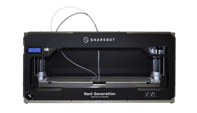3d-drucker sharebot xxl plus