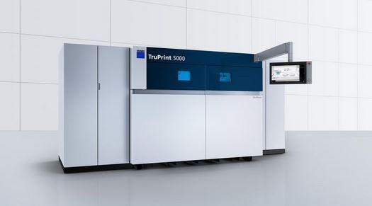 3d-drucker trumpf truprint 5000 3d printer