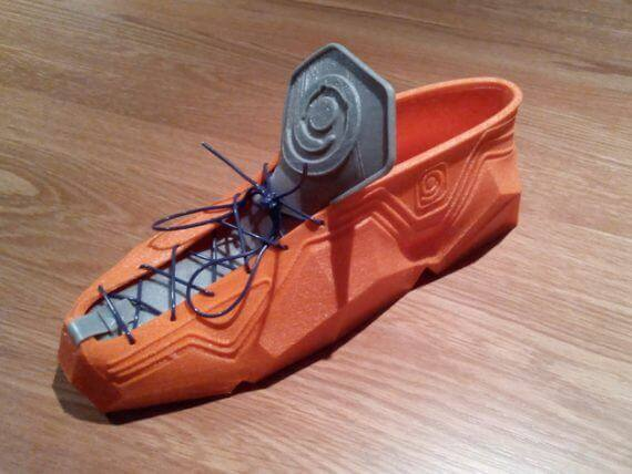 3d-modell schuhe sneaker