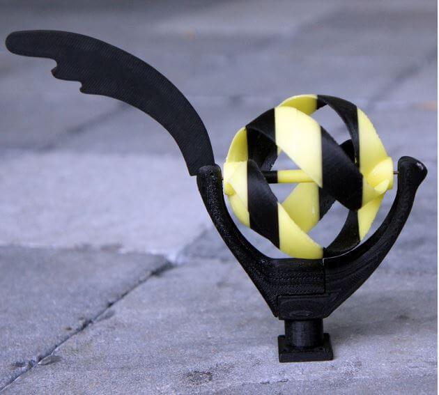 3d-modell escher windmuehle