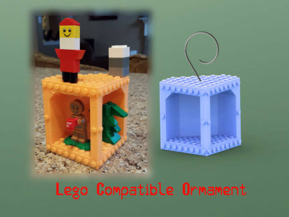 3d-modell lego pendant