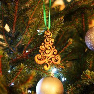3d-modell weihnachtsbaum anhänger christmas ornament 3d model