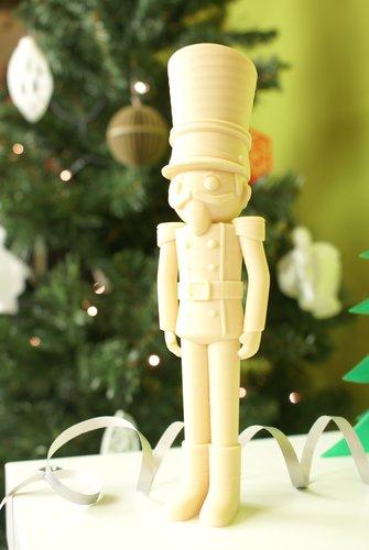 3d-modell weihnachtsdeko nussknacker