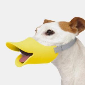 3d-modell enten maulkorb fuer hunde