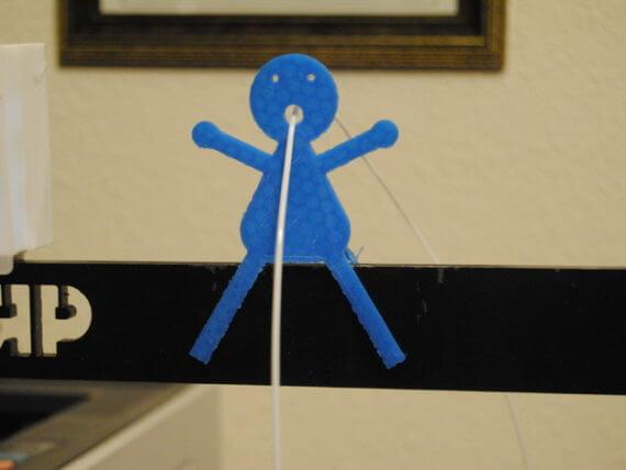 3d-modell filament maennchen