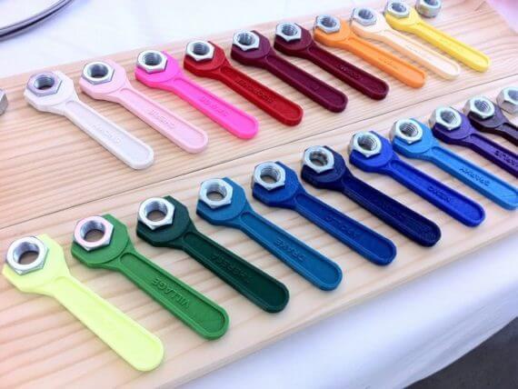 3d-modell schraubenschlüssel