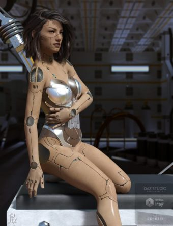 3d-modell cyber venus