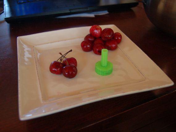 3d-modell kirschenentkerner