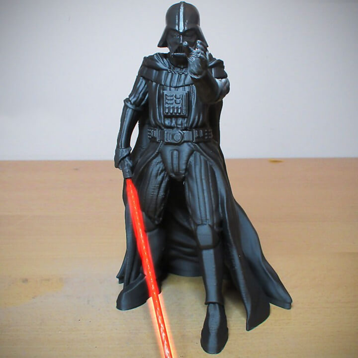 3d-modell star wars darth vader