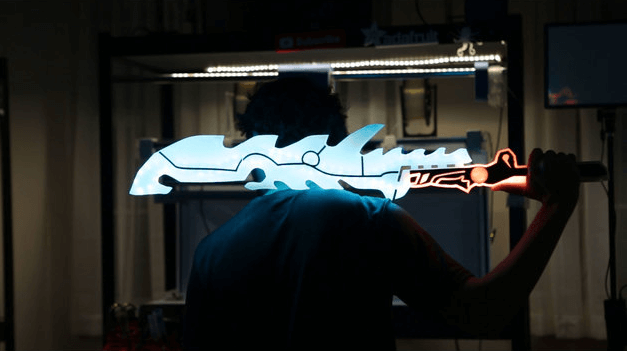 3d-modell zelda schwert sword 3d model