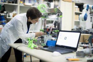 3D-Drucker-Software im Einsatz