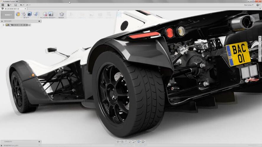 Fusion360-CAD-Software