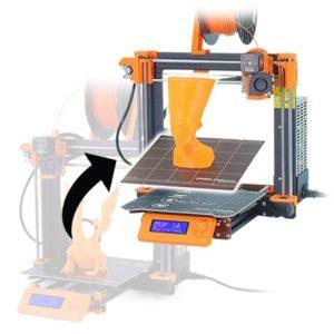3d-drucker Nachdenklich 3d Drucker Computer Drucker Print Hochglanzpoliert