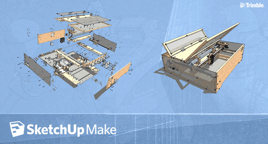 Demo Sketchup Make