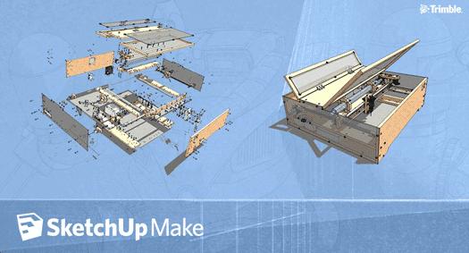 Demo Sketchup Make