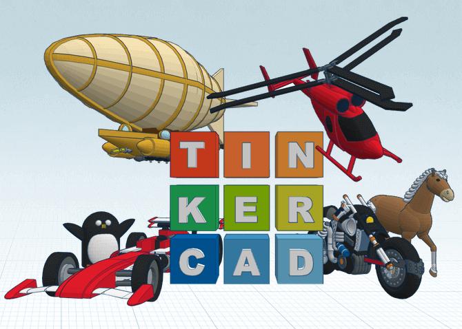 Tinkercad 3D Cad Tool