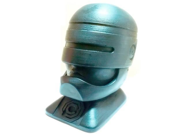 3d-modell robocop 3d model