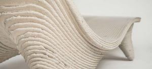 3d printed digital chaiselongue concrete designer philipp aduatz