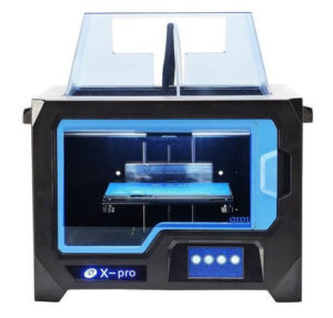 3d-drucker qidi technology x pro