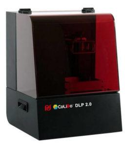 3d-drucker colido dlp 2.0
