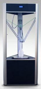 3d-drucker delta wasp 4070
