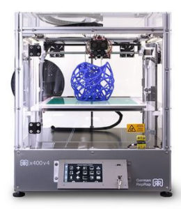 3d-drucker german reprap x400 v4