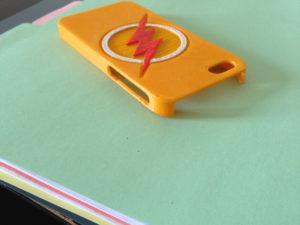 3d-modell iphone hülle blitz