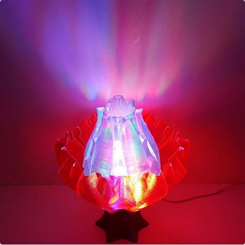 3d-modell-lampe-blume-3d-model-lamp-flower