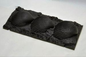 restauration 3d-gedruckte muscheln formlabs mercante