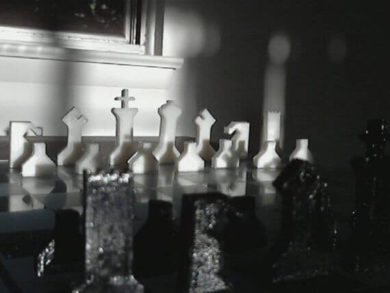 3d-modell schach chess 3d model