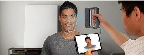 3d-scanner 3d-systems sense 2