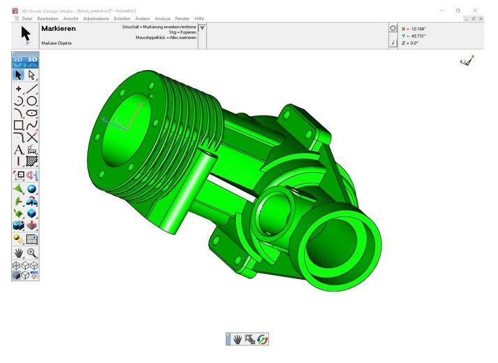 d-software avanquest 3d-druck design studio
