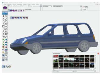 3d-software via cad 3d pro