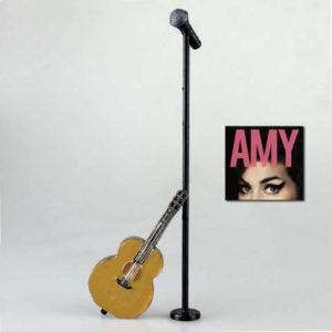 3d-modell amy winehouse mikrofon 3d model microphone