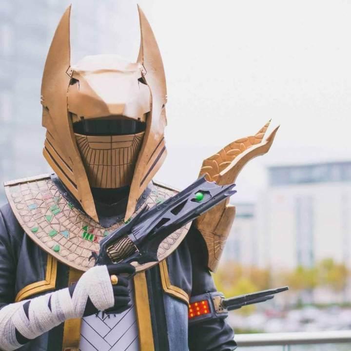 3d-modell cosplay thorn 3d model
