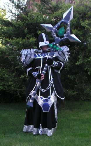 3d-modell cosplay wow 3d model