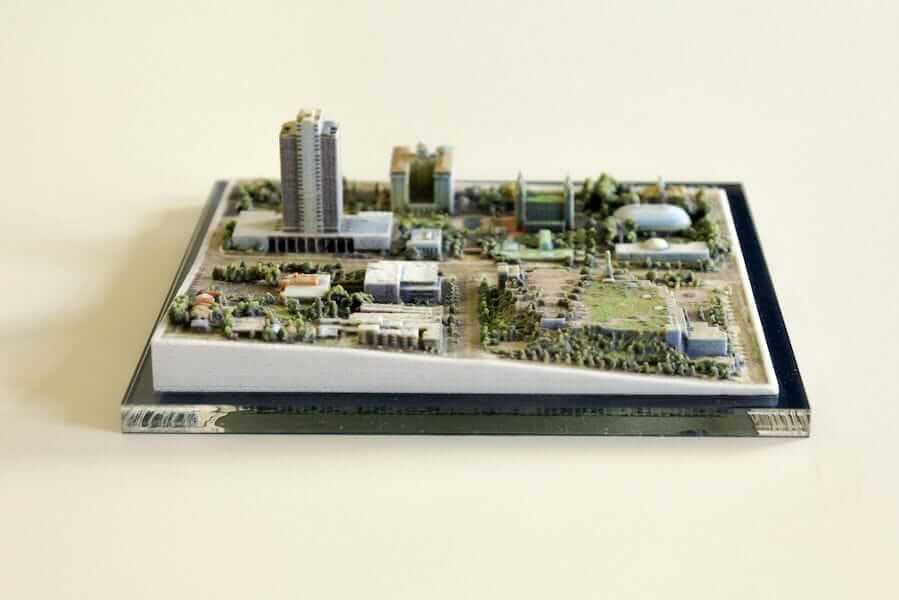3d-modell google earth 3d-model