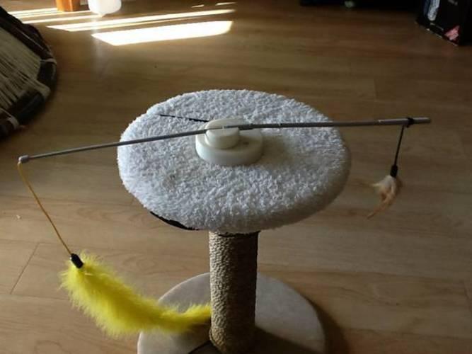 3d-modell katzen spiel 3d model cat toy spinner