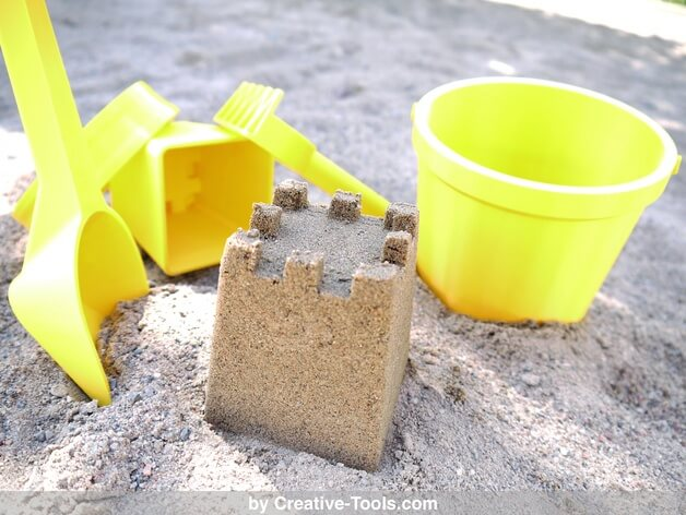 3d-modell sandkasten set 3d-model sand play set