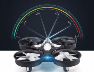 quadcopter mini ufo rc