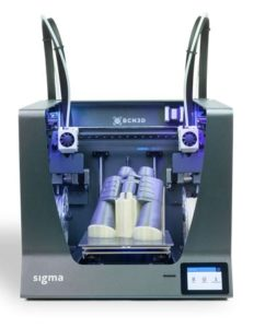 3d-drucker bcn3d sigma release2019 3d printer